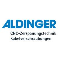Sponsor Aldinger, CNC-Zerspanungstechnik Kabelverschraubungen