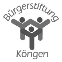 Sponsor Bürgerstiftung Köngen